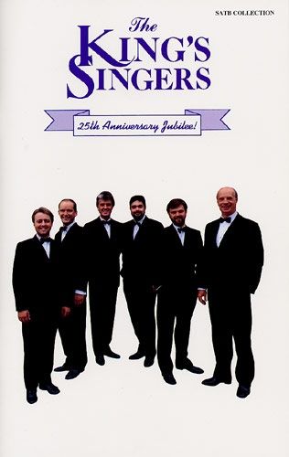 MS The King's Singers 25th Anniversary Collection (SATB)
