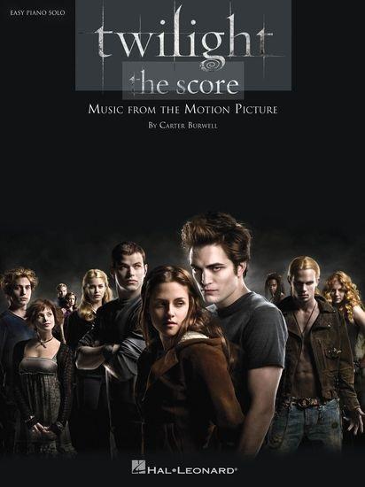 MS Carter Burwell: Twilight - The Score (Easy Piano)