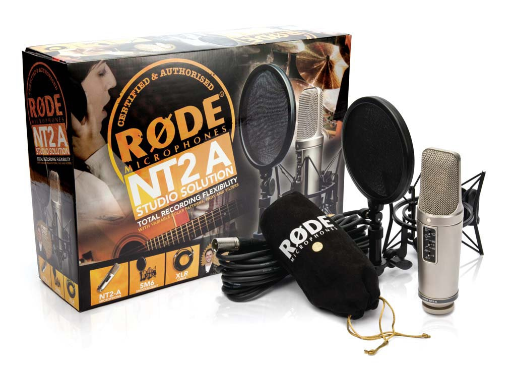 Rode NT2-A Studio Kit NEW
