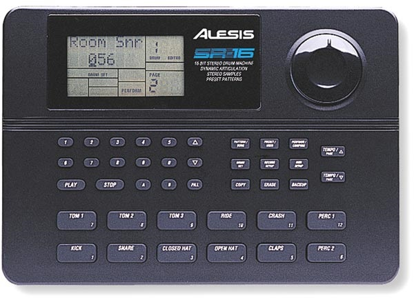 Alesis SR16