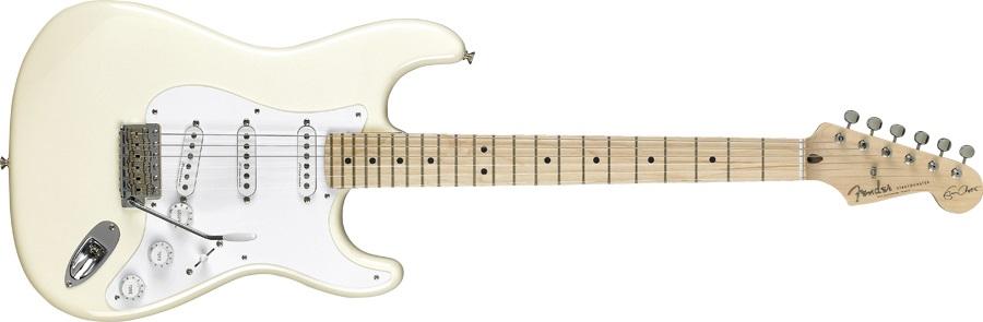 Fender Eric Clapton Stratocaster MN OW
