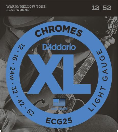 D'Addario ECG25