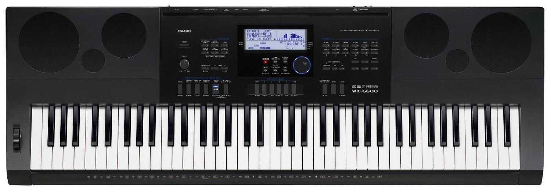 Casio WK-6600