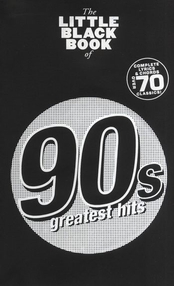 MS The Little Black Book Of '90s Greatest Hits