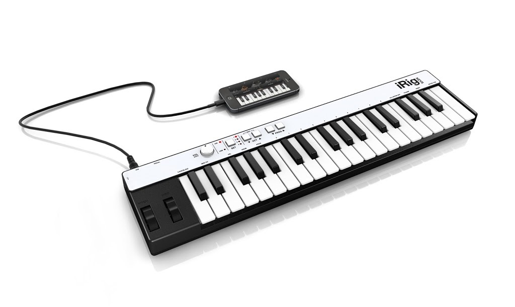 IK Multimedia iRig KEYS / Lightning