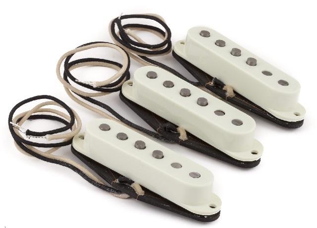 Fender American Vintage 59 Strat Set