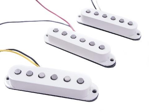 Fender Deluxe Drive Stratocaster Pickups Set
