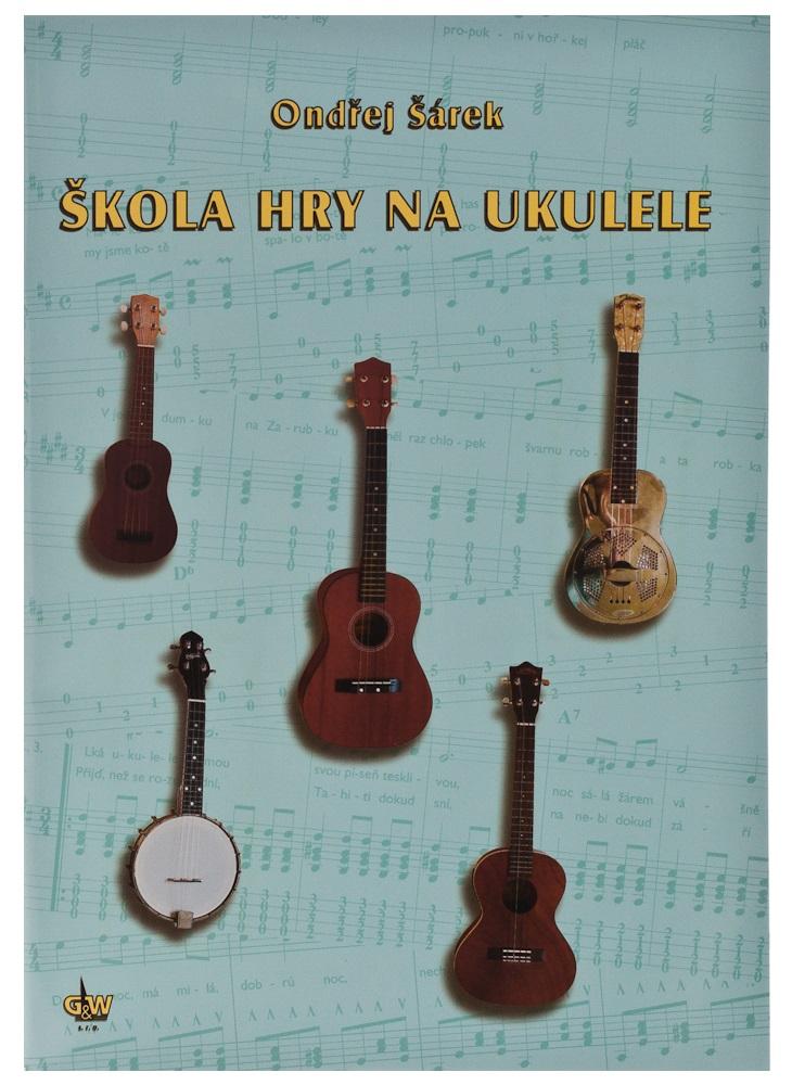 KN Škola hry na ukulele - Ondřej Šárek