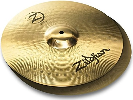 """Zildjian 13"""" Planet Z hi hat"""