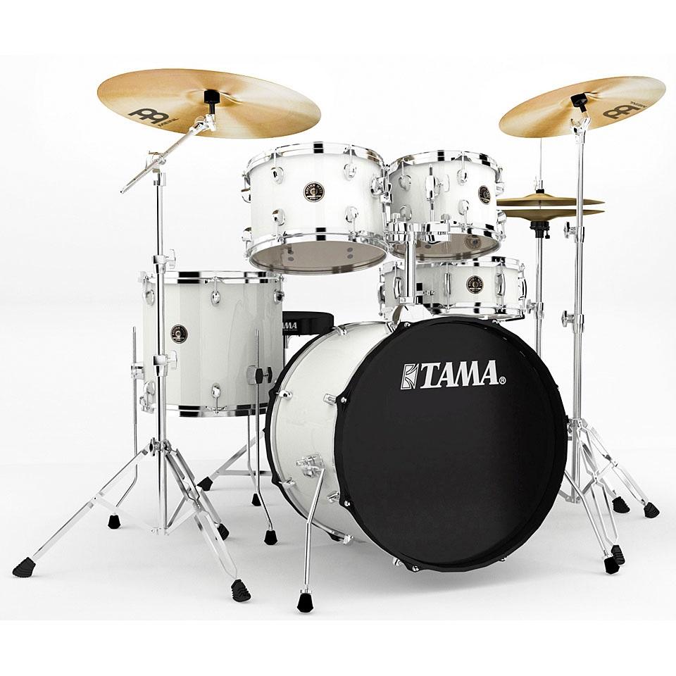 Tama Rhythm Mate Studio set White