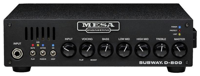 Mesa Boogie Subway D-800