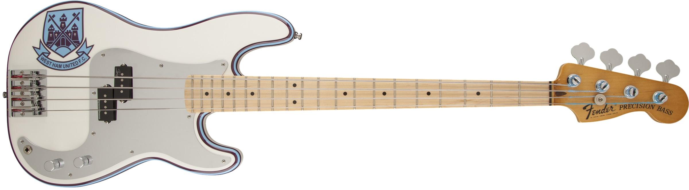 Fender Steve Harris Precision Bass MN RBM
