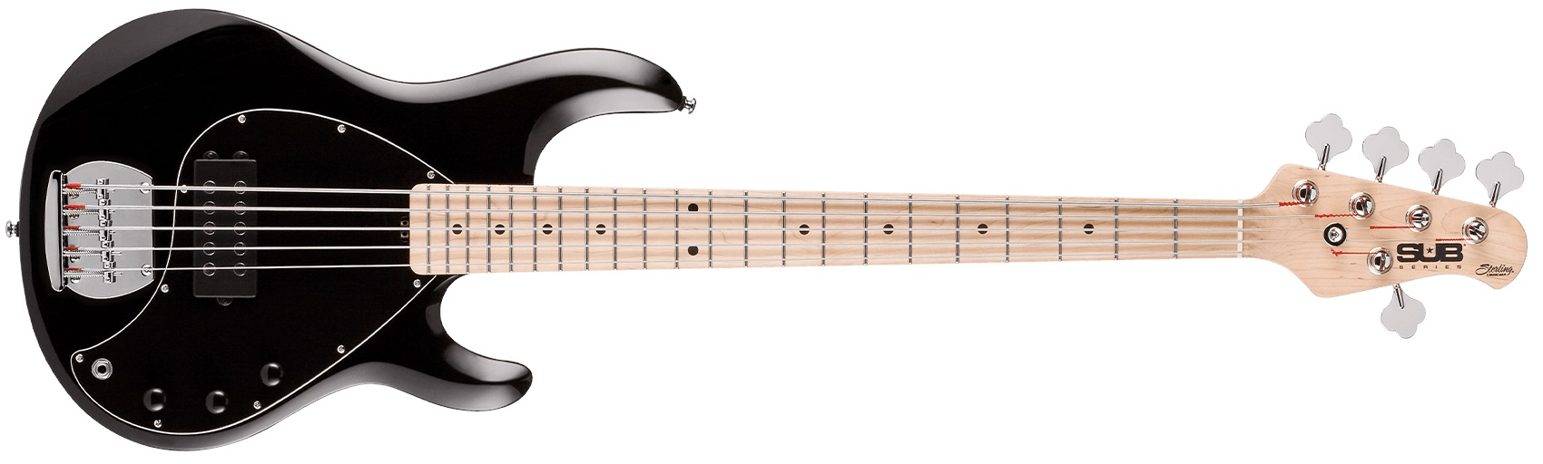 Sterling by Music Man SUB StingRay5 Black