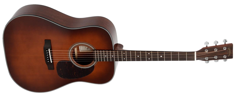 Sigma Guitars DM-1ST-BR