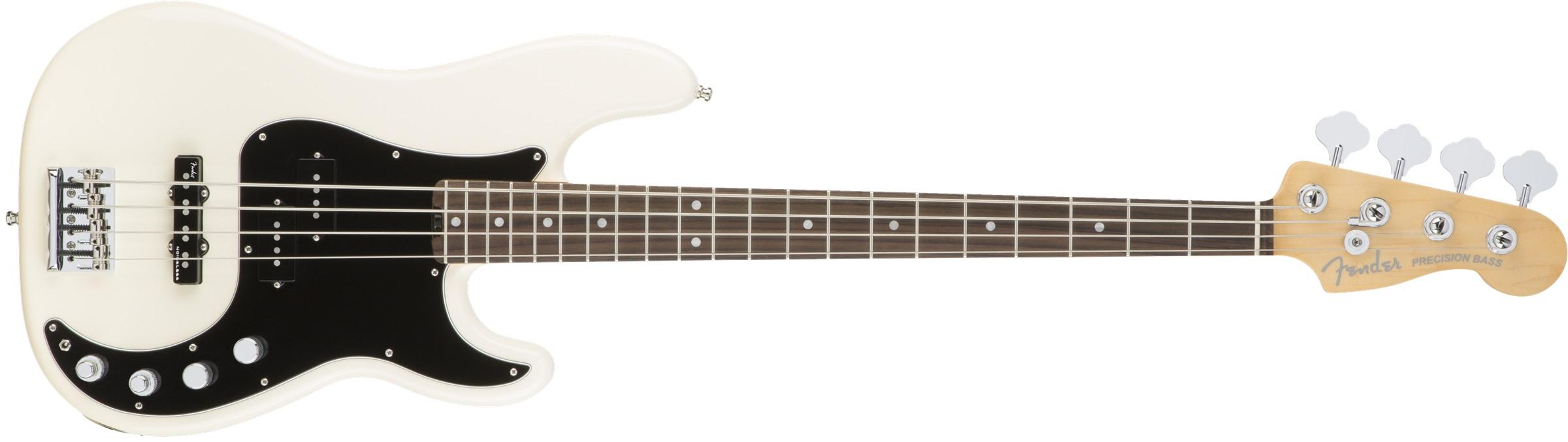 Fender American Elite Precision Bass RW OWT
