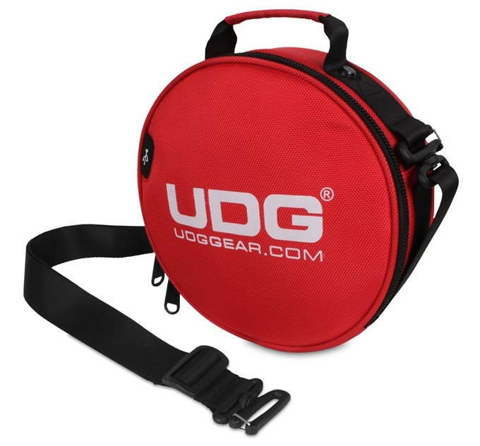 UDG Ultimate DIGI Headphone red