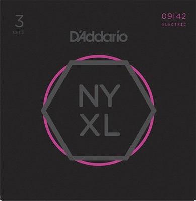 D'Addario NYXL0942-3P
