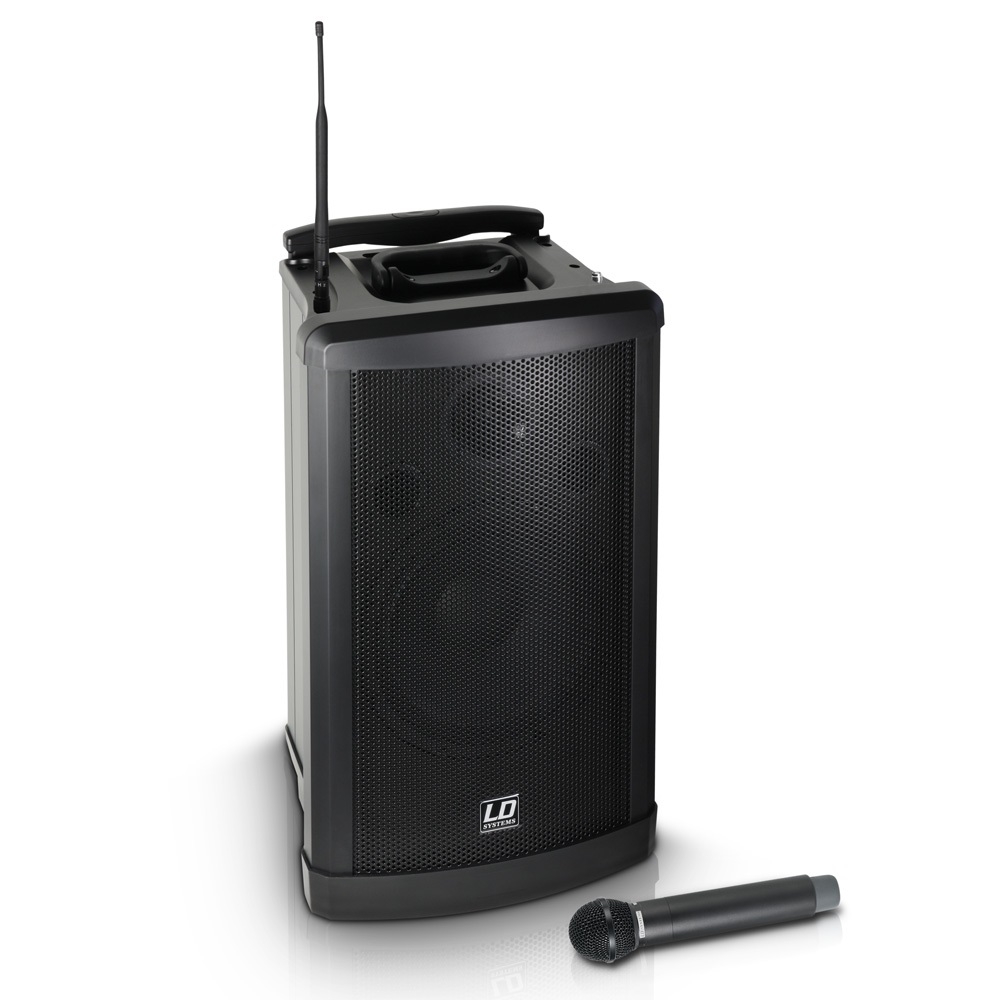 LD systems Roadman 102 Portable PA Speaker