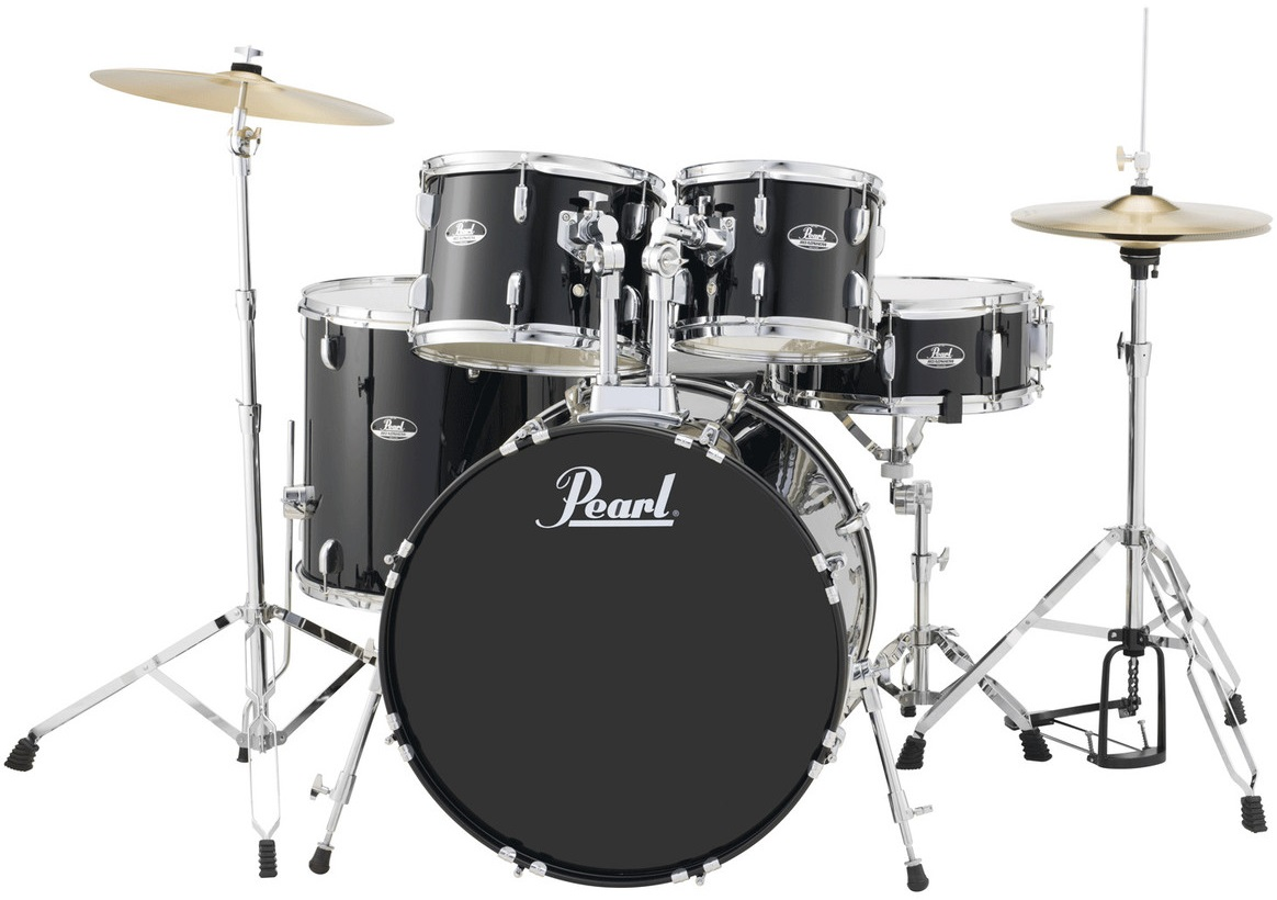 Pearl Roadshow Rock set Jet black