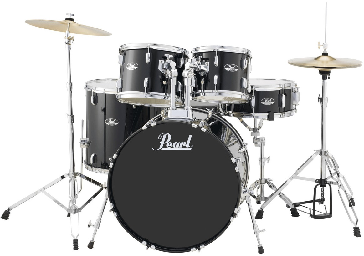 Pearl Roadshow Jazz set Jet black