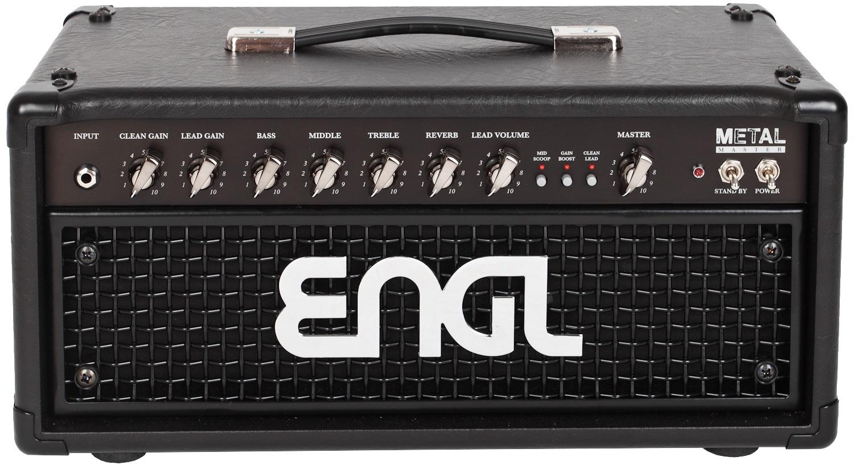 Engl Metalmaster 40 Head Reverb