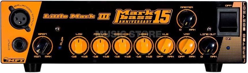 Markbass Little Mark III 15th Anniversary