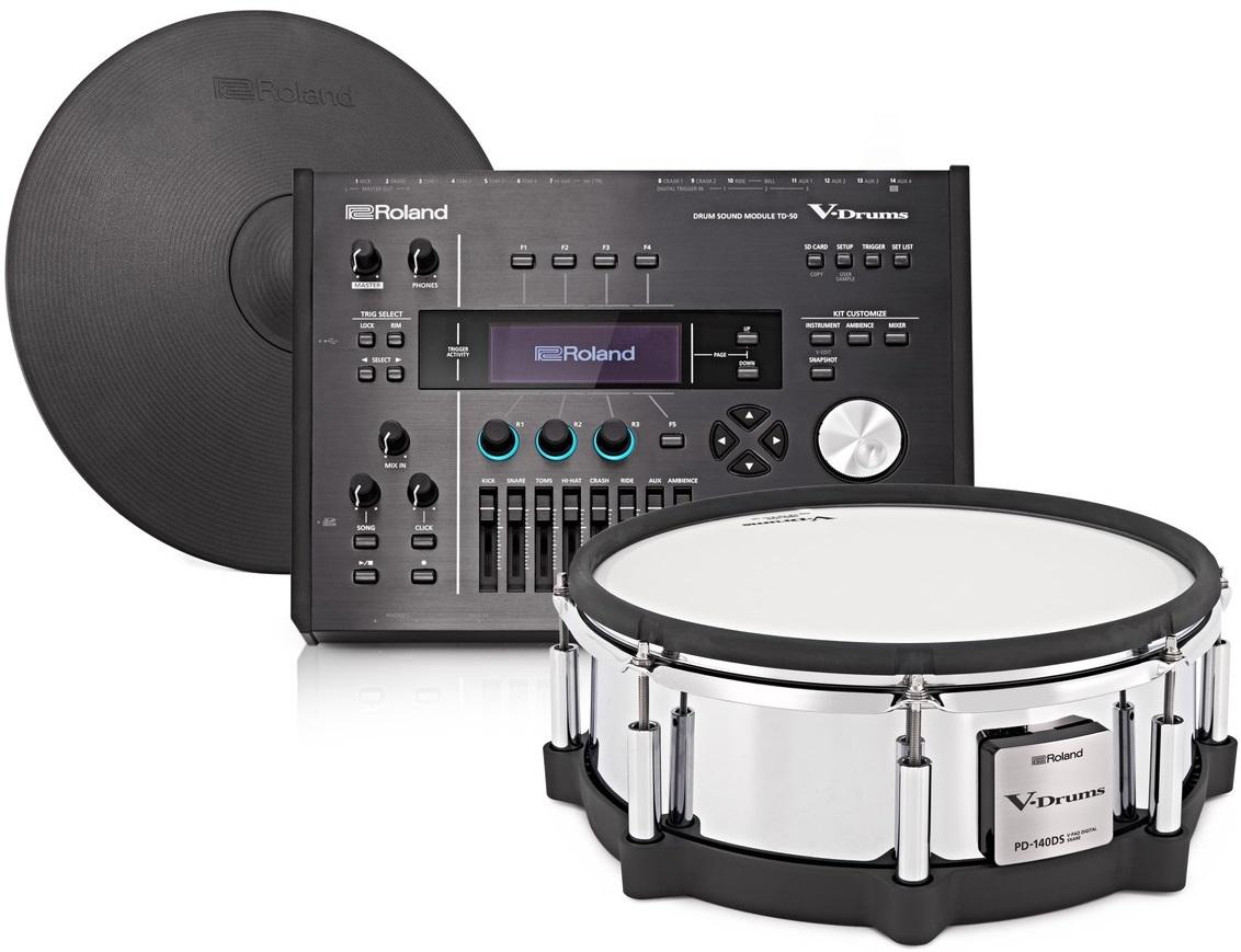 Roland TD-50 Digital Upgrade Pack