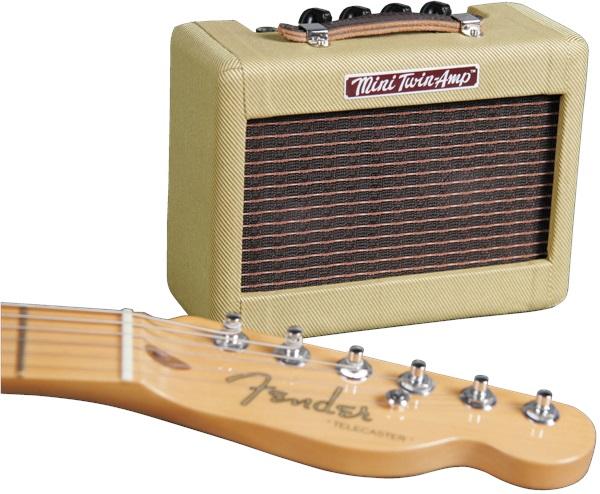 Fender Mini 57 Twin-Amp Tweed
