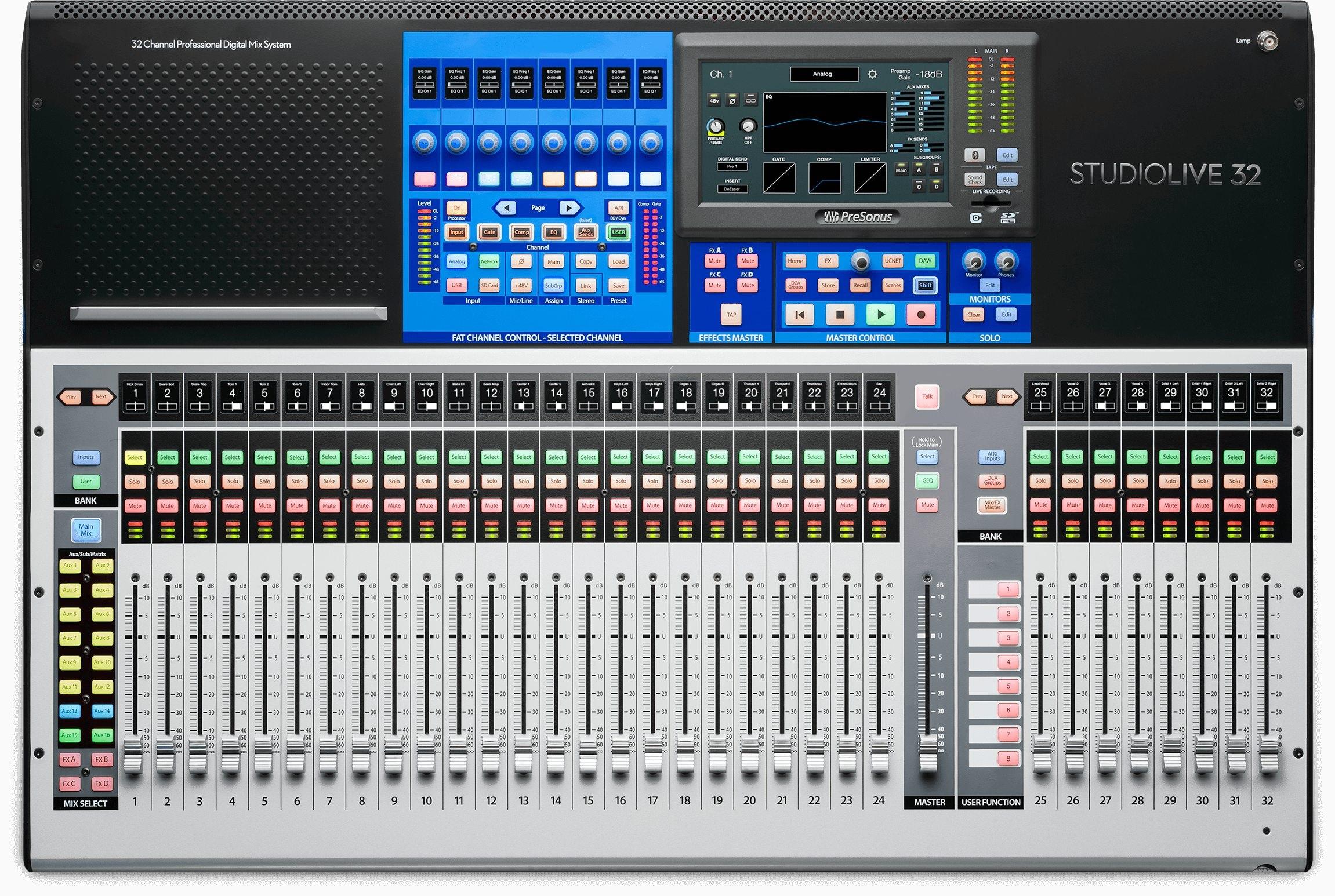 PreSonus StudioLive 32