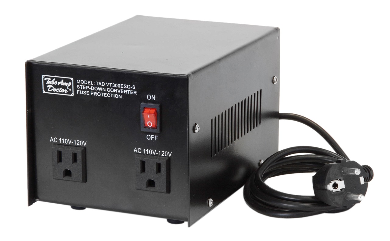 Tube Amp Doctor TAD Step-Down transformer with enclosure 300W