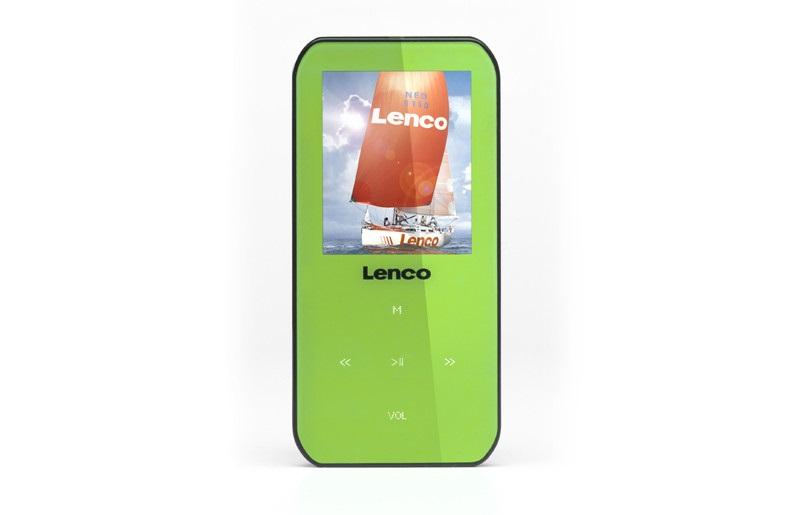 LENCO XEMIO-655 Green