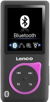 LENCO XEMIO-767 BT Pink