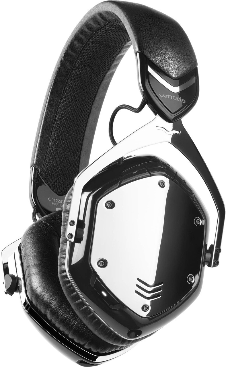 V-Moda Crossfade Wireless Phantom Chrome