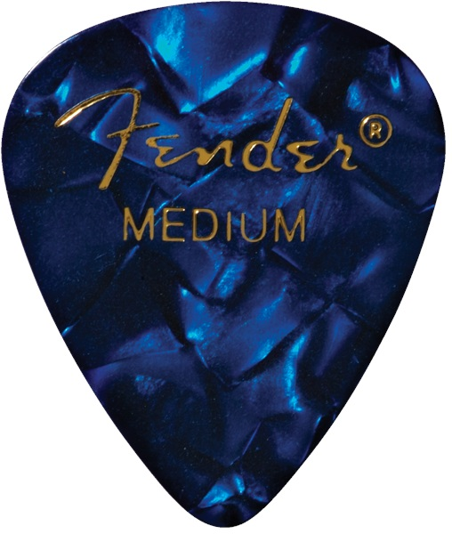 Fender Medium Blue Moto