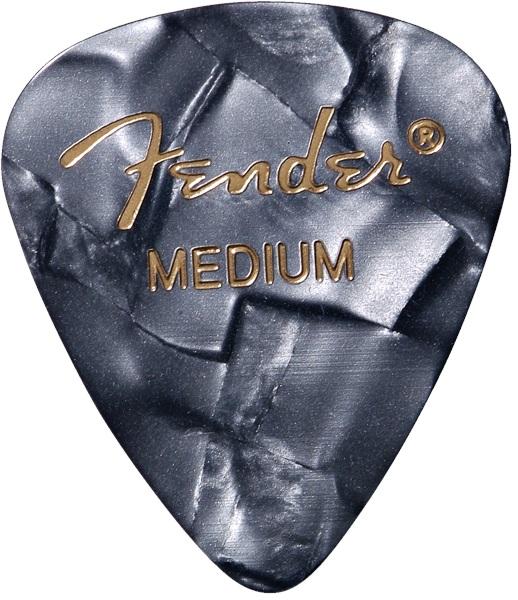 Fender Medium Black Moto