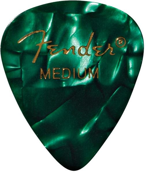 Fender Medium Green Moto