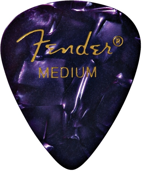 Fender Medium Purple Moto