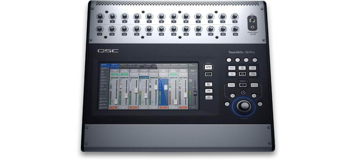 QSC TouchMix30 Pro