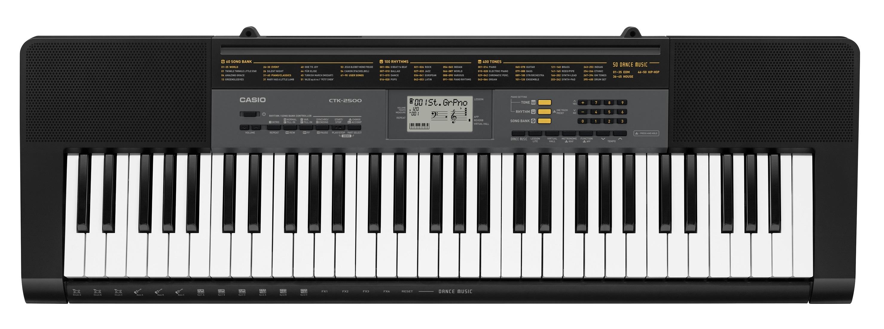Casio CTK-2500