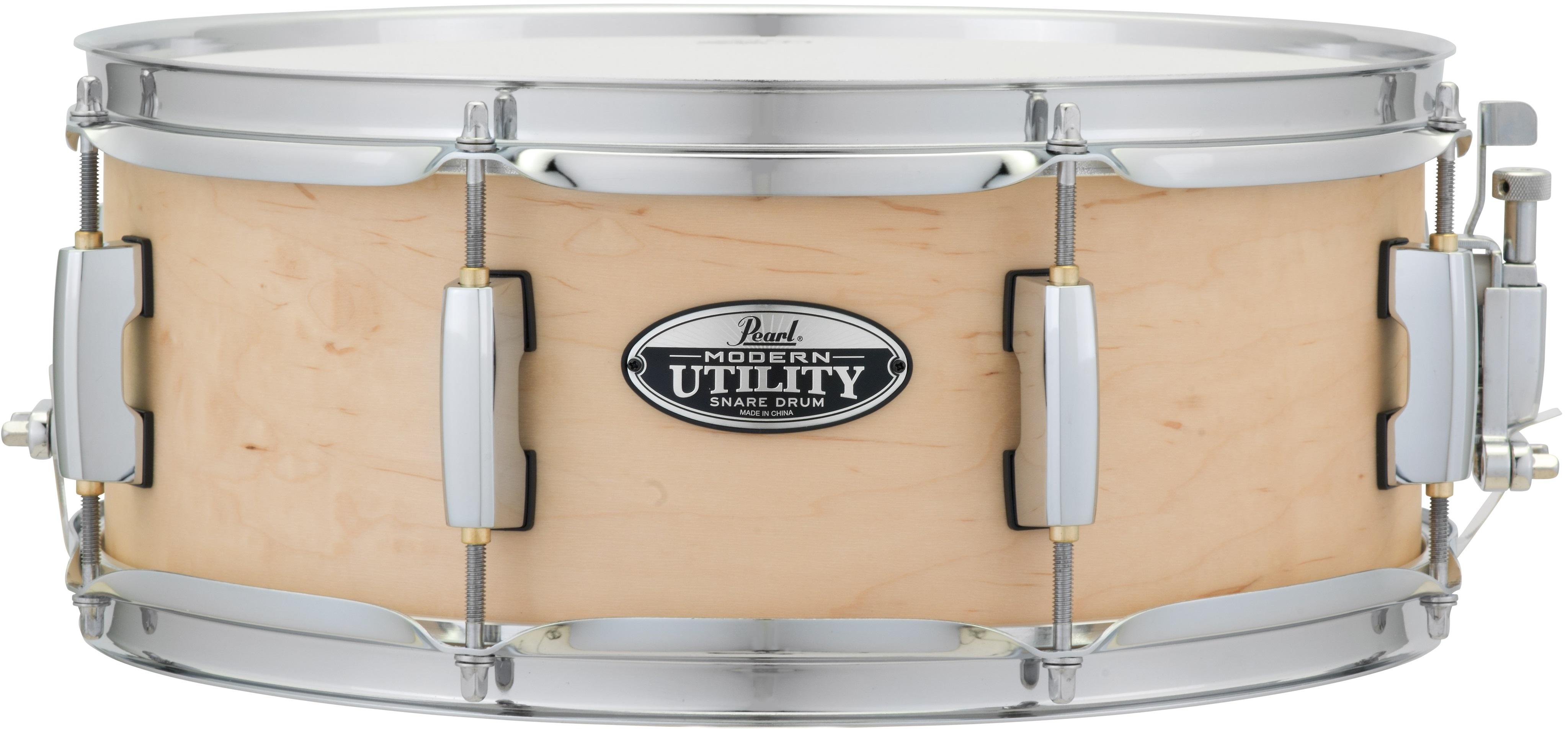 "Pearl 14"" x 5,5"" Modern Utility Matte Natural"