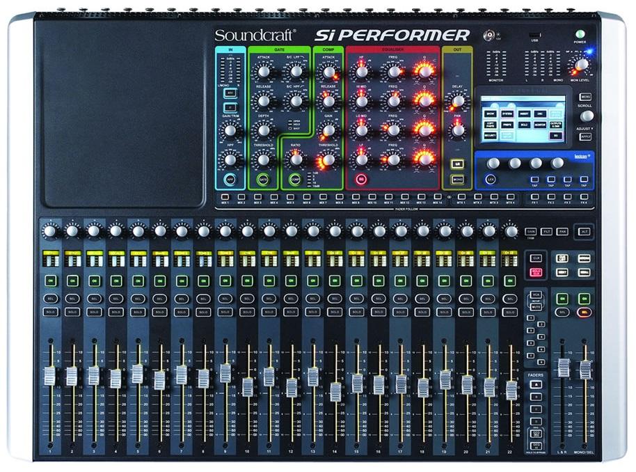 Soundcraft Si Performer 2