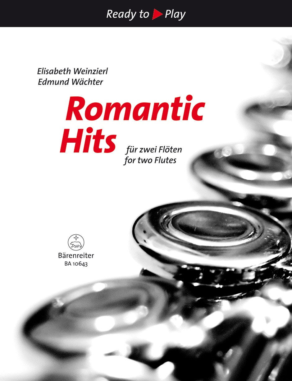 KN Romantic Hits for Two Flutes