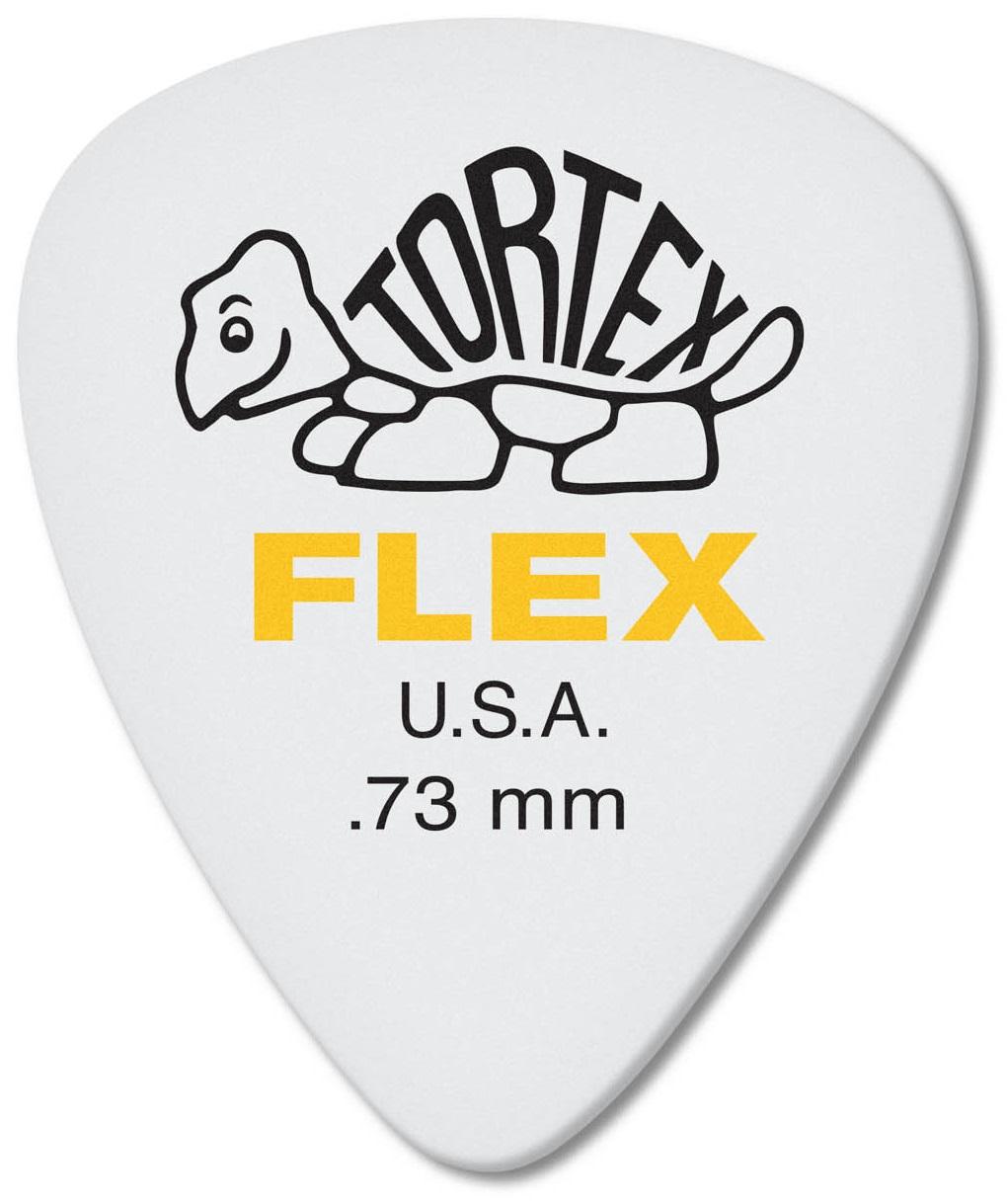 Dunlop Tortex Flex Standard 0.73