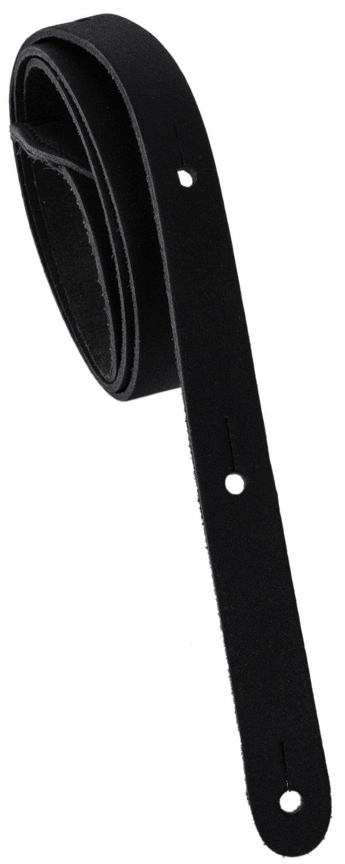 Perri's Leathers 6661 Mandolin Basic Leather Black