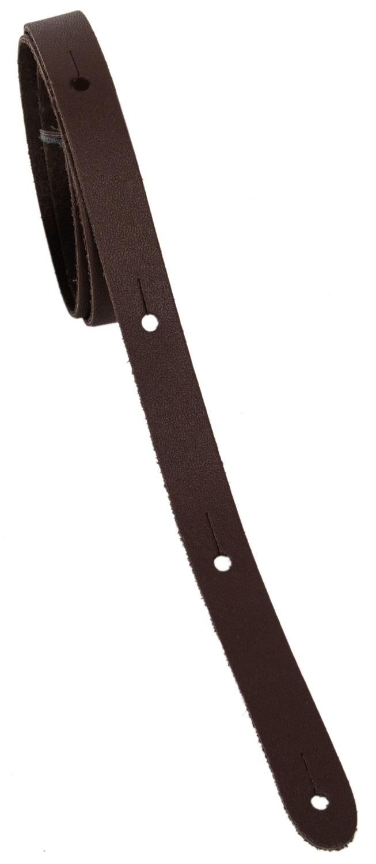 Perri's Leathers 6662 Mandolin Basic Leather Dark Brown