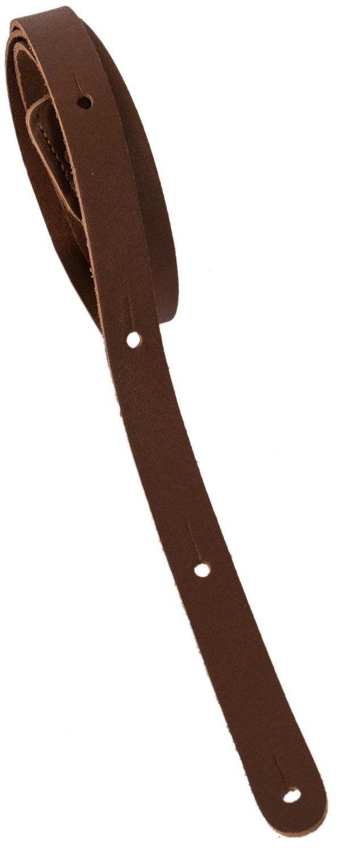 Perri's Leathers 6663 Mandolin Basic Leather Brown