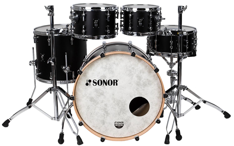 Sonor SQ1 Rock Set GT Black