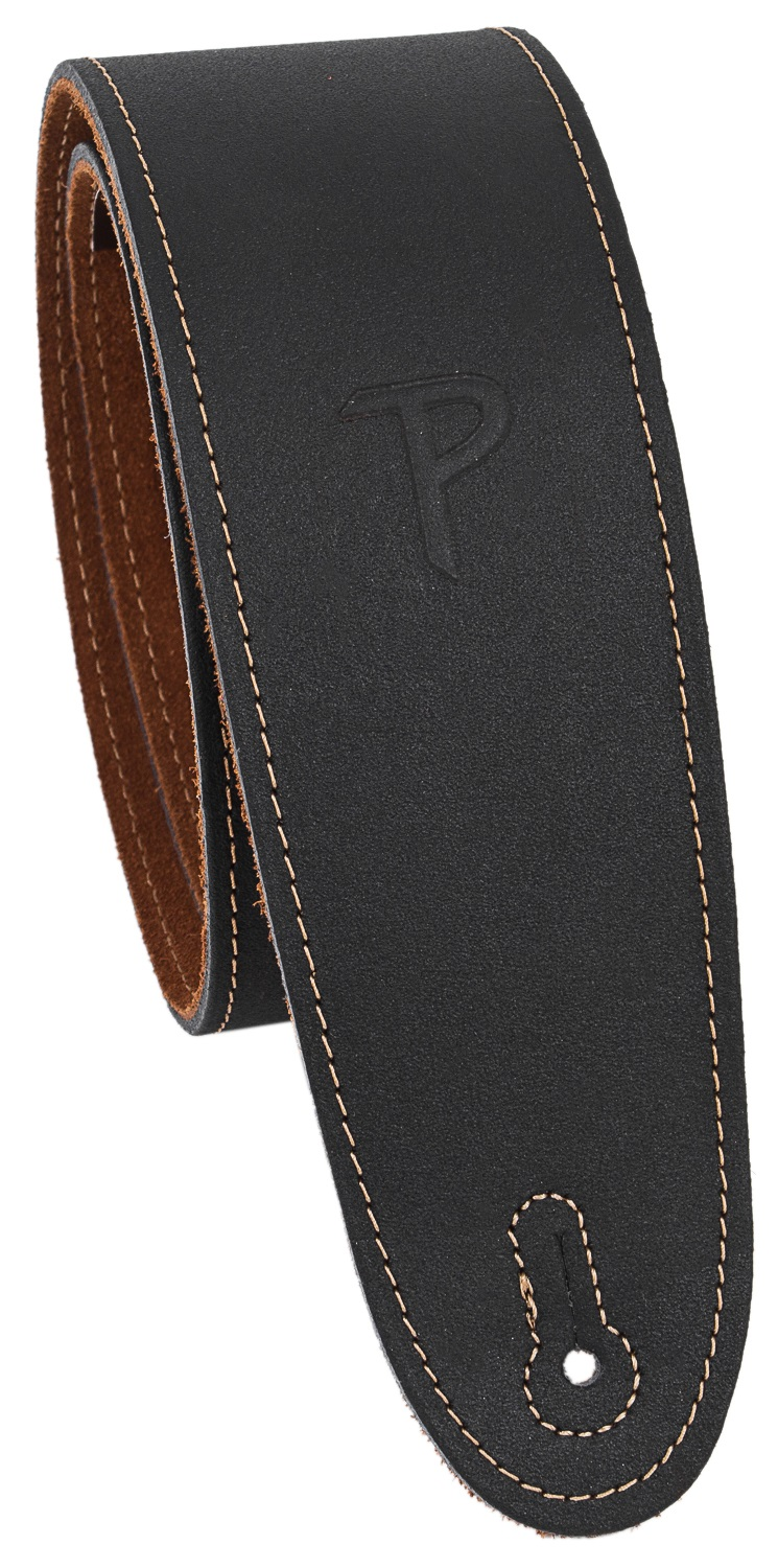 Perri's Leathers 6626 Reversible Leather & Suede Brown