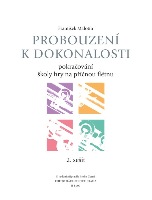 KN Probouzení k dokonalosti - učebnice 2. sešit