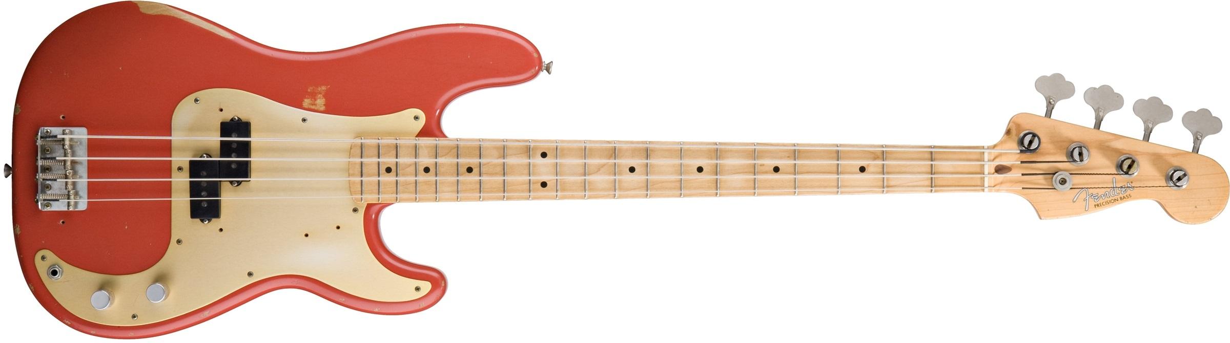 Fender Road Worn 50s Precision Bass MN FR